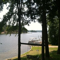 Photo taken at Shaw AFB Lake Wateree Recreation Area by Tonya H. on 7/7/2012