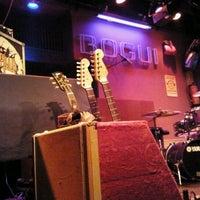 Photo taken at Bogui Jazz by Oscar on 8/25/2012