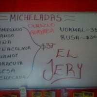 Photo taken at Deposito y Micheladas El Jery by Pepe_iPhone on 8/5/2012