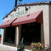 Photo taken at El Cholo by Grisel D. on 7/20/2012