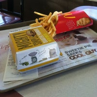 Photo taken at McDonald's by Willie F. on 6/13/2012