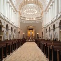 Photo taken at Vor Frue Kirke by Тимур Г. on 4/11/2012