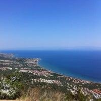 7/7/2012 tarihinde Sirma O.ziyaretçi tarafından Zeus Altarı'de çekilen fotoğraf