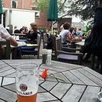 Photo taken at Stadscafé-Restaurant 't Feithhuis by Hester V. on 6/16/2012