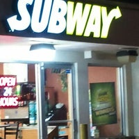 Photo taken at SUBWAY by Elio N. on 2/24/2012