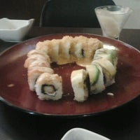 Photo taken at Kani Fusion by Dante Jossue B. on 7/7/2012