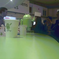 Photo taken at MWC 2012 Android stand by Tere G. on 3/1/2012