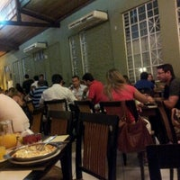 Photo taken at Cia. Paulista de Pizza by Cecília N. on 8/6/2012