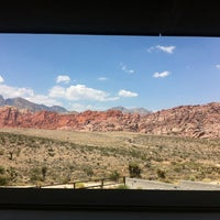 Foto tirada no(a) Red Rock Canyon National Conservation Area por Jennifer H. em 8/15/2012