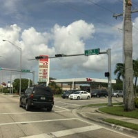 Photo taken at SW 144th Street & US1 by Kevin H. on 9/12/2012