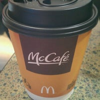 Photo taken at McDonald's by Erwin M. on 9/1/2012