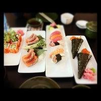 Photo taken at The Sushi Bar 1 by Kat V. on 3/1/2012