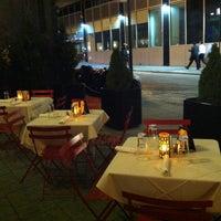 Photo taken at ei8htstone bar & restaurant by Masum R. on 4/15/2012