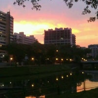 Photo taken at 49A Whampoa Sth by Jeff P. on 3/20/2012