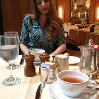 Photo taken at Cipriani Wall Street by Yulia L. on 5/4/2012