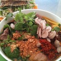 Photo taken at Quan Tam Tam by Kanye M. on 5/6/2012