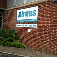 Photo taken at AirGas GasPro by Matt Z. on 6/13/2012