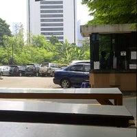 Photo taken at Parkiran Wisma Bumiputera by Furikha M. on 5/2/2012