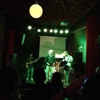 Photo taken at La Esquina Teatro Bar by Daniel C. on 8/4/2012