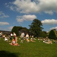 Photo taken at Glasgow Botanic Gardens by ya a. on 8/10/2012