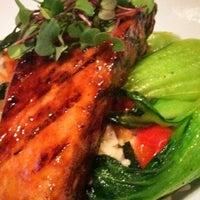 Photo taken at Ocean Restaurant by Nic O. on 4/11/2012