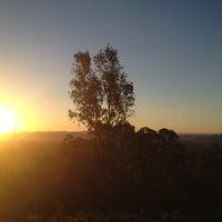 Photo taken at Mount Gravatt Lookout by Jacinda W. on 8/6/2012