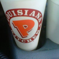 Photo taken at Popeye's Chicken and Biscuits by Steve N. on 5/22/2012