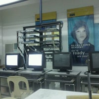 Photo taken at AMA Computer College, Biñan by Nyx N. on 7/2/2012