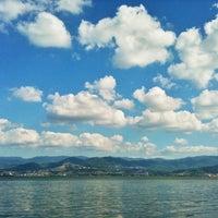 Photo taken at Plajyolu by Mikhail B. on 6/30/2012