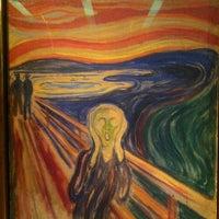 Photo taken at Munch-museet by Satoko on 8/12/2012