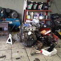 Photo taken at KZ Auto Garage by Fadzril B. on 5/30/2012
