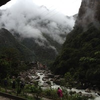 Photo taken at Sumaq Machu Picchu Hotel by Eduard F. on 6/7/2012