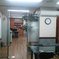 Photo taken at 카미유학코리아 by JungA L. on 7/17/2012
