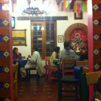 Photo taken at Las Lupitas by Valeria C. on 2/19/2012