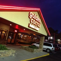 Photo taken at Golden Corral by J.Vincenzo on 8/19/2012