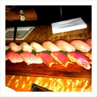 Photo taken at Sushi Ran by Row M. on 5/3/2012