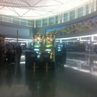 Photo taken at Gate D52 by Duo W. on 5/21/2012