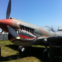 Photo taken at 56 Fighter Group by Lisa F. on 7/22/2012