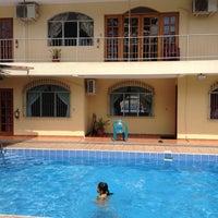 Photo taken at Hotel Posada Jacó by Jose P. on 7/9/2012