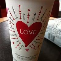 Photo taken at Starbucks by Sharon S. on 2/10/2012