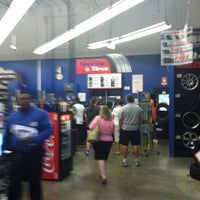 Photo taken at Pep Boys Auto Parts & Service by George B. on 8/4/2012