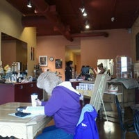 Photo taken at LaJava a roasting house by Todd L. on 11/10/2011
