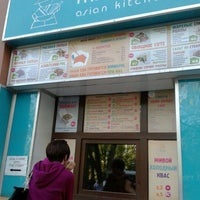 Снимок сделан в Mr.Chan пользователем Лилечка Я. 5/19/2012