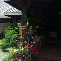 Photo taken at Lanta Nakara Resort by Mikiboj B. on 1/3/2012