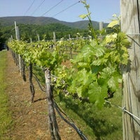 Photo taken at King Family Vineyards by Glenn G. on 4/30/2011