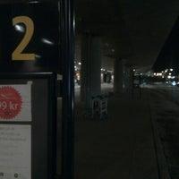 Photo taken at Swebus Stockholm - Arlanda by Bengt W. on 2/6/2012