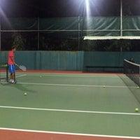 Photo taken at K99 Tennis Court by Ân H. on 6/22/2012