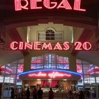 Photo taken at Regal Cinemas Winter Park Village 20 & RPX by Ken C. on 4/15/2012