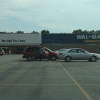 Photo taken at Walmart Supercenter by LuLu M. on 8/1/2012