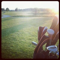 Photo taken at Airport Greens Golf Course by Cassie S. on 6/7/2012